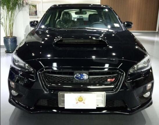 上海进口16款斯巴鲁STI黑色回头率100%