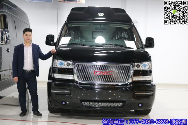 新年新气象 上海GMC商务车优惠30万