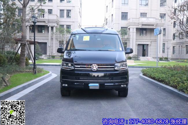 大众新款T6商务车报价76万 上海现车售