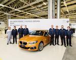 再树同级品质标杆 全新BMW 1系运动轿车正式下线
