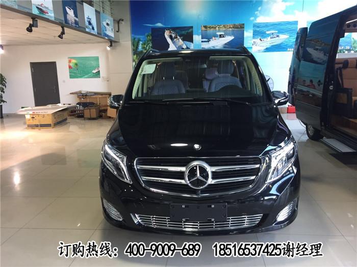 上海晨晁店内奔驰v260全新上市,欢迎到店赏车体验