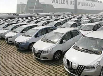 中国品牌乘用车年销量首超千万辆