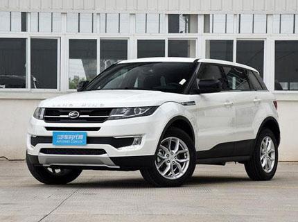 银川陆风X7最高优惠0.6万元 现车销售