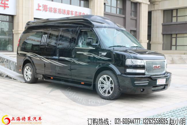 编辑在上海将策体验GMC房车舒适无比